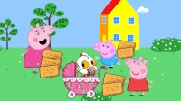 佩奇乔治帮猪妈妈照顾奥特曼宝宝,他们照顾的好不好呢?