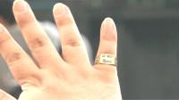 男子花六元买了一枚戒指,戴上后瞬间锦鲤上身,想要什么有什么