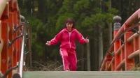 不会小跳步的女人,却要用小跳步走遍整个日本