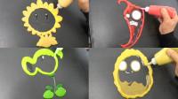"""牛人煎饼机上画出""""植物大战僵尸"""",成品出来的那一刻,网友:绝了!"""