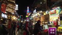 桂林的这个地方白天寂静一片,夜晚热闹非凡,这才是真正夜生活