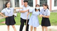 暑期防范常识5:坏人假装残疾人骗取同学们信任,同学们能识破吗