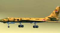 Badger轰炸机,远距离起飞执行轰炸敌方设施任务