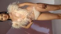 奢华品牌LIZA內衣秀性感美女模特走秀精彩片段一