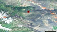 新疆吐鲁番市托克逊县发生4.8级地震