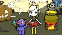 成长灰姑娘 仙女想帮我参加舞会,结果把我变成巫婆了 桃子精解说