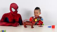 蜘蛛侠:蜘蛛爸爸与蜘蛛男孩