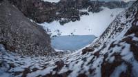 喜马拉雅山下一千年湖泊融化,湖底露出的东西,至今无人能解