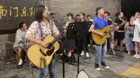 西安乐队一家亲,网红韩小九客串南门乐队献唱《别找我麻烦》