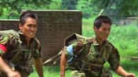 电影飞虎奇兵,学员们分成小组比赛,输的队伍要洗厕所一个月