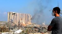 黎巴嫩人网上痛斥:当局不敢说出真相,有战机在上空投下一枚炸弹