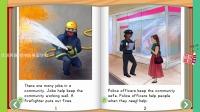 优说英语大声跟读绘本故事阶段二,《社区工作》小学英语绘本阅读