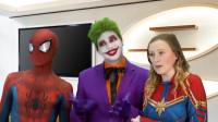 蜘蛛侠:蜘蛛侠与小丑