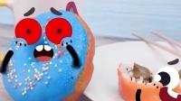 表情动画,不要乱偷吃,像甜甜圈这样就难受了