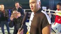 太极大师雷雷鼻子被打错位,70秒KO田野称对这个结果不满意!