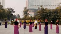 最新藏族舞《班玛锅庄》,好听好看的锅庄舞