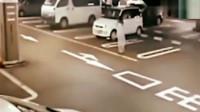 灵异事件?停车场白衣女子是怎么上车离去的?