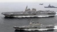 隐忍75年之后,日本终于露出了獠牙,改装7艘航母买上百架F35