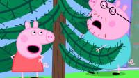 佩奇跟朋友们一起,它们在聊什么呢?小猪佩奇玩具