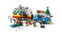 乐高(LEGO)积木:创意百变系列31108大篷车家庭度假套装模型拼插