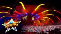 2020夏季狂潮大赛 WWE采用黑科技实现云观赛 烟花灯光 气氛急飙升