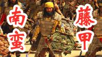 《全面战争三国》孟获两路大军势如破竹!汉朝城池也照夺不误!