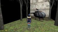 欧布奥特曼发现外星人的飞机停在密室门口,要怎么办啊?