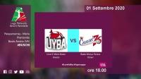 2020.09.01 布斯托-阿西奇奥 vs 基耶里 - 2020/2021意大利女排超级杯第2轮