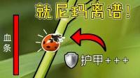 """生活中随处可见的""""瓢虫""""在这游戏里防御力居然最高!没有之一!《禁闭求生》03"""
