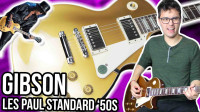 Gibson Les Paul Standard '50s 电吉他示范/测评!