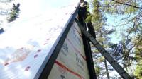 建造木屋 第14集 一种框架式箱体结构——钢屋顶安装