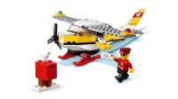 乐高积木:城市系列60250邮政飞机