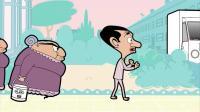 憨豆先生:憨豆的小汽车被房东太太动手脚了!