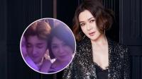 58岁关之琳与小鲜肉亲密搂肩合影 新恋情又出现?