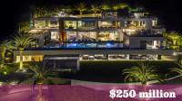 世界上最贵的超级豪华别墅,一栋2.5亿美元,买了就送飞机!
