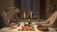 人性动画:蛇夫人嫁给野猪后,又爱上兔子,她为了幸福对野猪下手