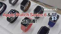 【大锤体验】Apple Watch Series 6 & SE 真机抢先上手,SE 真香!