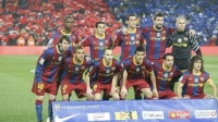【经典回放】2010/2011 西班牙足球甲级联赛 第13轮(上半场)录播:巴塞罗那VS皇家马德里 1080I CANAL+ 英语西语