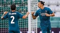 欧联杯资格赛:伊布破门 AC米兰2-0晋级下一轮