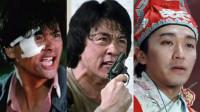 每人一段最经典台词,54位香港影星风采录,电影里的百味人生