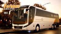 交通混乱,出城比上炕费劲【曼恩Lion's Coach三代-德国-长途客车模拟】