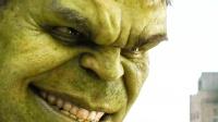最强复仇者,被称绿巨人,美队要他使劲砸,他露出邪恶的笑容