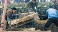 南京出土秦桧墓,墓中宝物证明了岳飞真正的死因,你或不相信!