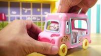 Hellokitty凯蒂猫的课堂游乐园玩具卡通玩具游戏