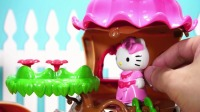 HelloKitty凯蒂猫的奇幻森林乐园玩具卡通游戏玩具