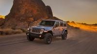 在我看来,Jeep牧马人触电后就是地表最强硬派SUV