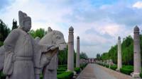 这座祖坟占地达20000多亩,高铁路过也得绕着走,是谁的陵墓