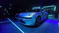 浩瀚智能架构发布 领克概念车ZERO concept全球首发