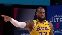 NBA-詹姆斯VS掘金:能攻善守26+9+8助球队拿到赛点 2019-2020赛季美国职业篮球联赛 0