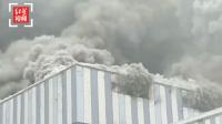 东莞松山湖华为研发实验室起火 消防已赶赴救援